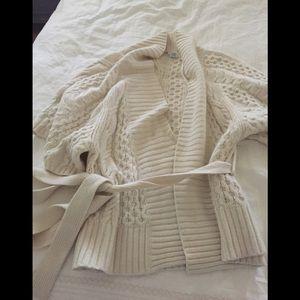 Autumn Cashmere Cardigan/ Wrap